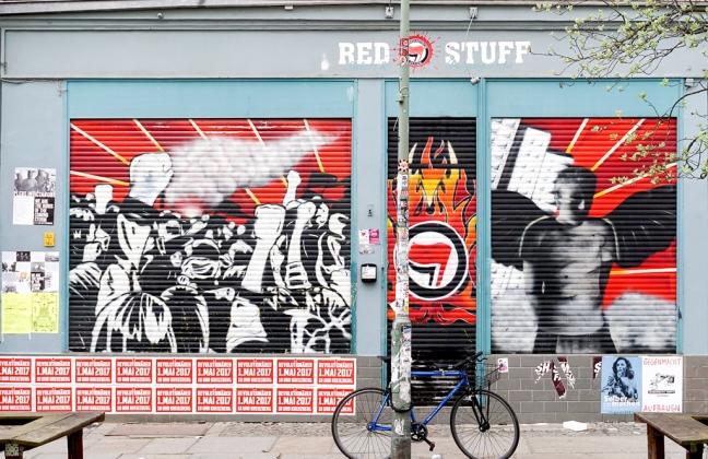 1. Mai Kreuzberg